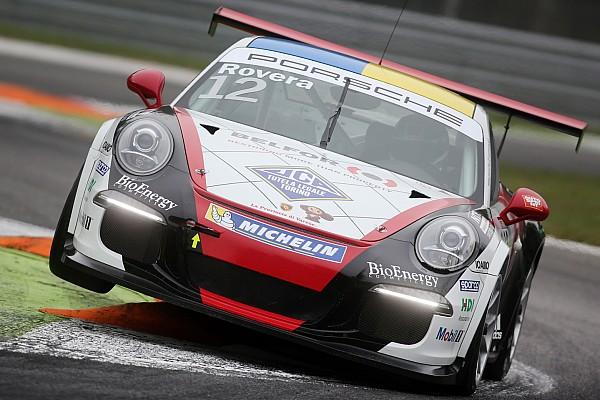 Carrera Cup Italia Gara Carrera Cup Italia, Monza: Rovera resiste a Drudi e vince una pazza gara 1