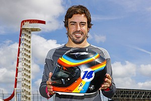 Formula 1 Top List Helm baru Alonso, Sainz, Hartley di GP Amerika Serikat