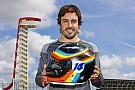 Formula 1 Helm baru Alonso, Sainz, Hartley di GP Amerika Serikat