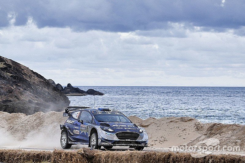 Significant route change for Rally Australia