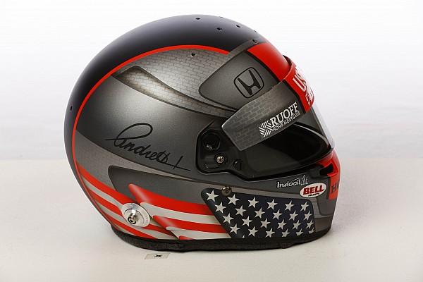IndyCar Galería Galería: los cascos de los pilotos de IndyCar para la temporada 2018