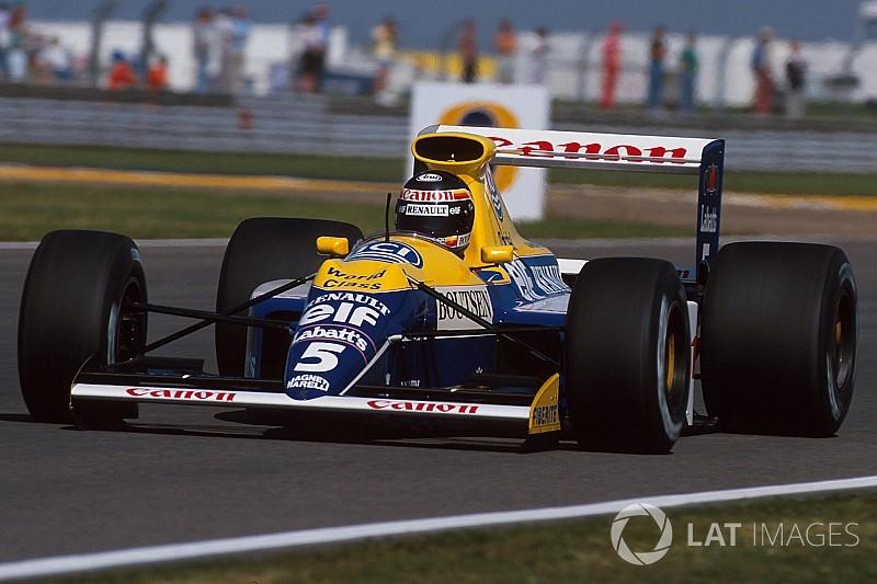Diaporama - Toutes les Williams F1 depuis 1978