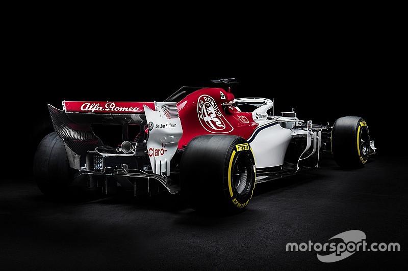 GALERI: Peluncuran Alfa Romeo-Sauber C37