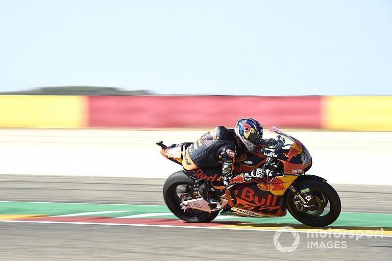 Binder obtiene la victoria en Moto2