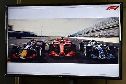 الفورمولا واحد تكشف عن المزيد من التفاصيل لأفكار تصميم سيارات 2021