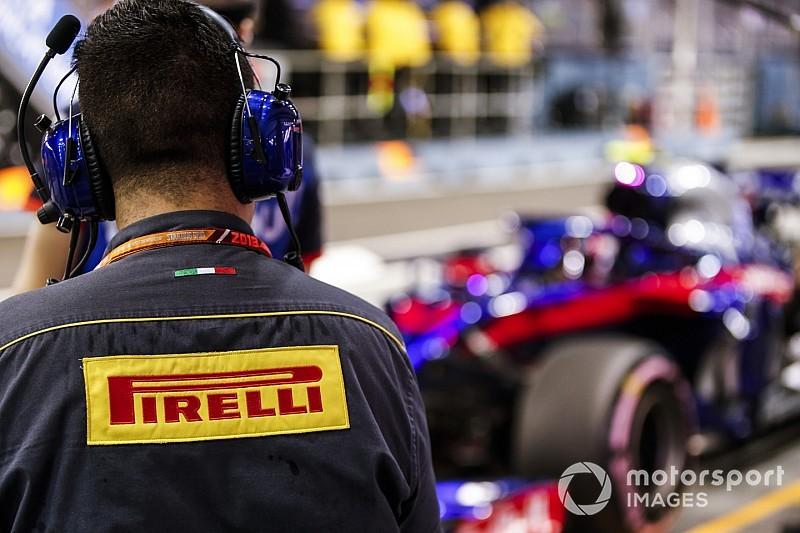 Pirelli объяснила повышенный износ шин на «Сузуке» прошедшим над Японией тайфуном
