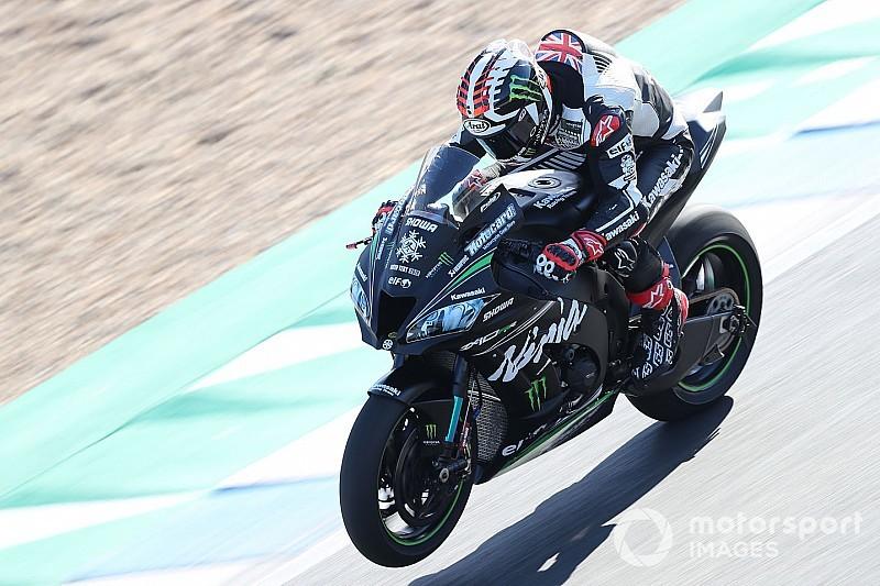 Rea fastest as Jerez WSBK test ends