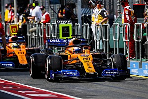 Sainz says McLaren has to avoid 2018 development
