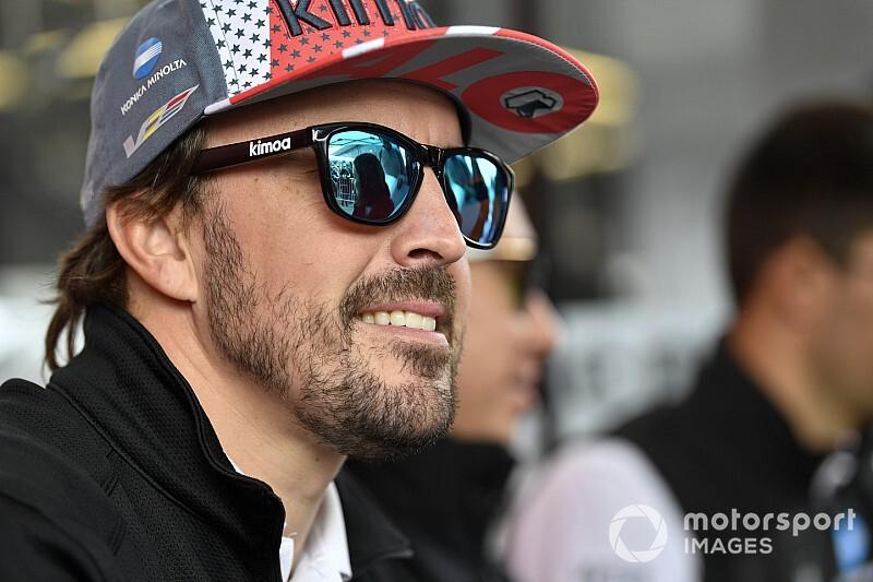 McLaren valora que Alonso sea su piloto reserva en 2019
