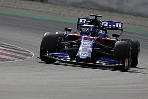 F1バルセロナ公式テスト:4日目午前タイム結果