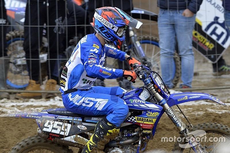 Internazionali d'Italia: bel podio per Maxime Renaux in classe MX2 ad Ottobiano