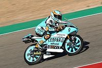 Teruel Moto3: Masia takes Honda's 800th win in thriller