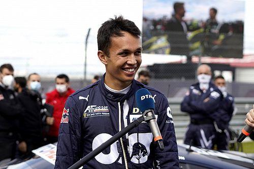Albon estaría cerca de firmar su regreso a la F1 en 2022