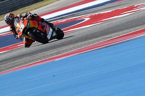 Raúl Fernández presiona a Gardner con otra pole en Austin