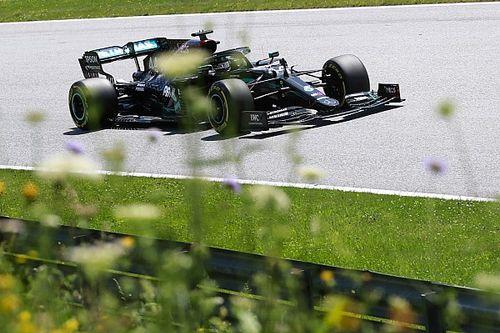 奥地利大奖赛FP3:梅赛德斯继续领先,但红牛缩小差距