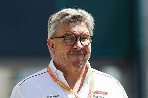 """روس براون: سباقات الفورمولا واحد اﻷخيرة ردّ مناسب على """"الانتقادات اللاذعة"""""""