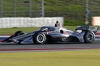 Indy GP IndyCar: Power leads Ferrucci, Ericsson in practice