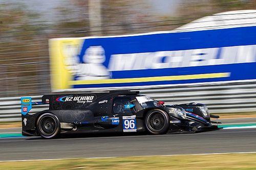K2 UCHINO Racing、第3戦では不運に見舞われるも第4戦タイで3位表彰台