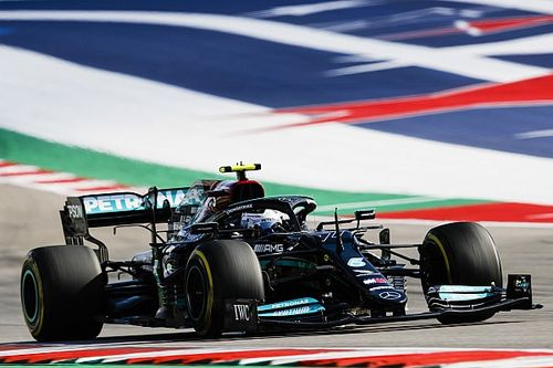 Боттас: Red Bull прибавил сильнее, а я ошибся в Q3