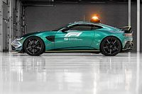 Aston Martin показала новый сейфти-кар для Формулы 1