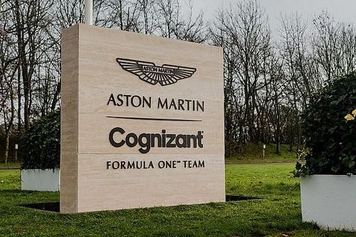 F1: Aston Martin confirma data de lançamento do carro de 2021