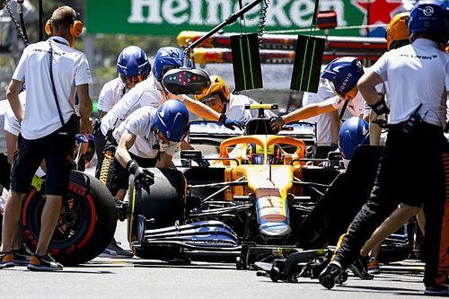 McLaren steunt Pirelli maar wil openheid over F1-bandenprobleem