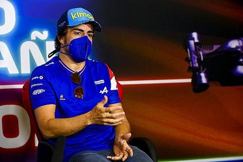 """Alonso: """"Henüz %100 performansımda değilim"""""""