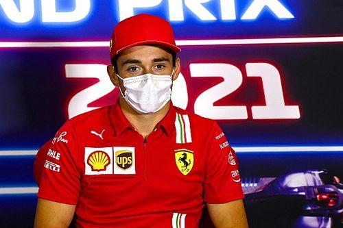 """Leclerc: """"La Ferrari ha preso la direzione giusta"""""""