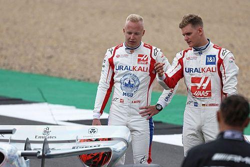 Haas confirme Schumacher et Mazepin pour 2022