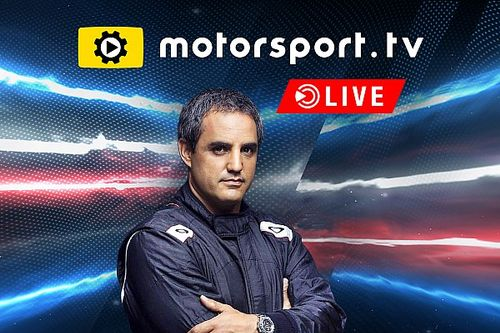 Motorsport Network ficha a Juan Pablo Montoya como nuevo presentador en Motorsport.tv
