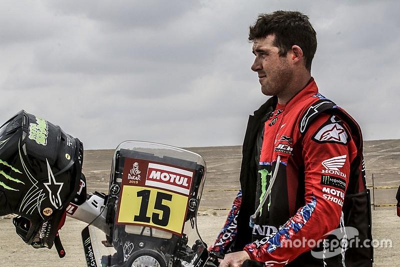Dakar, Brabec stuzzica la Honda: