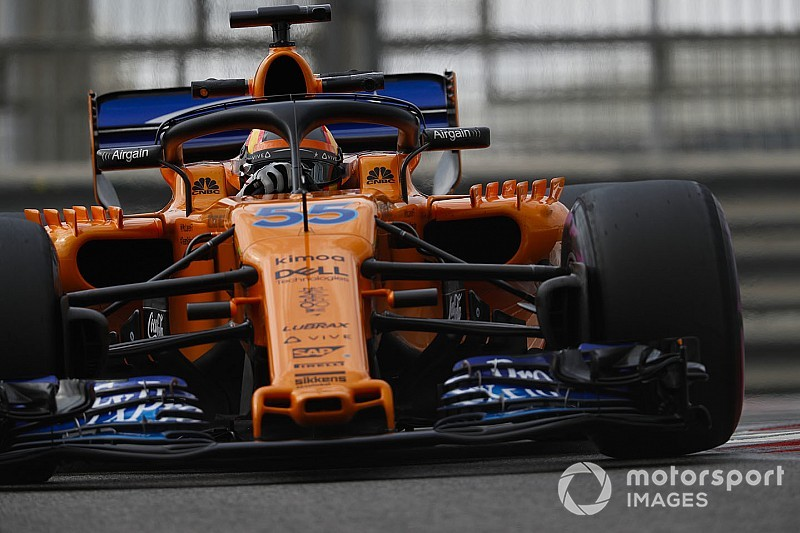 Sainz hopes McLaren will
