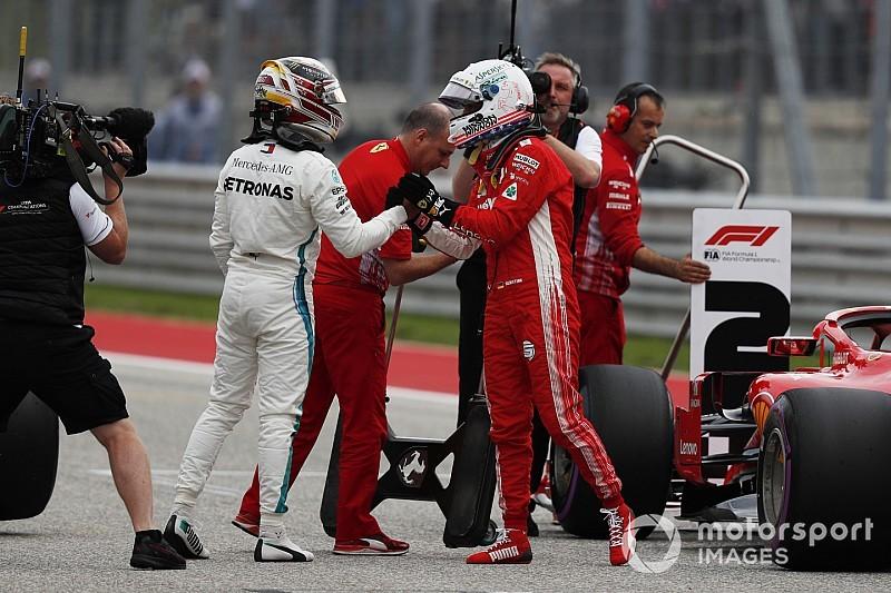 A Ferrari visszatért: ezt Hamilton és a Mercedes is megérezte