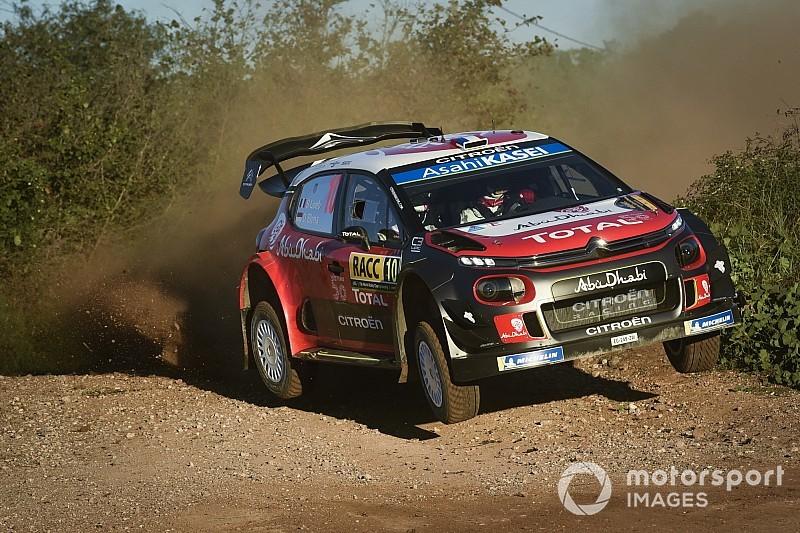ES5 à 7 - Tänak creuse l'écart, Loeb joue le podium