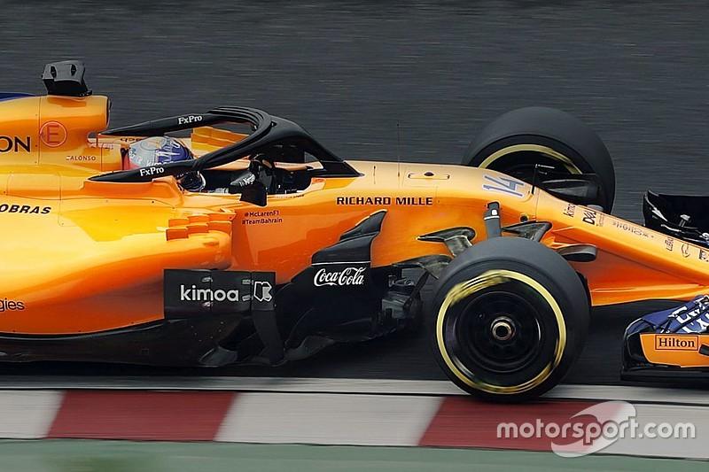 Coca-Cola jadi sponsor baru McLaren