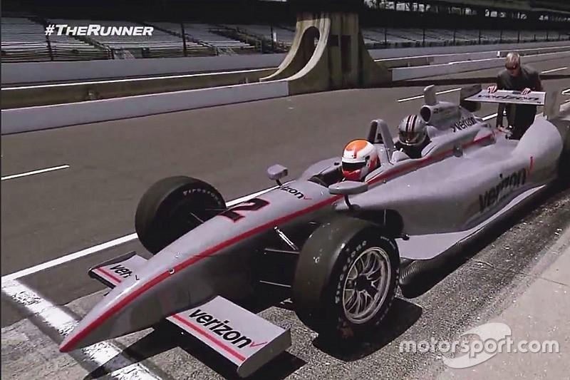 Verizon, Деймон та Еффлек включили IndyCar у шоу The Runner