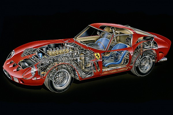 Vintage Special feature Cutaway analysis: Ferrari 250 GTO
