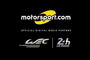 FIA WEC & ACO name Motorsport.com