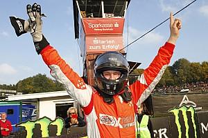 Ралі-Крос Важливі новини Ерікссон стане партнером Шайдера у складі MJP Racing Team Austria
