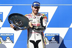 MotoGP Репортаж з гонки Неперевершена перемога Кратчлоу на Філліп-Айденді
