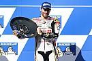 MotoGPオーストラリアGP決勝:ロッシの追い上げ及ばず、クラッチロー2勝目! マルケス初リタイア
