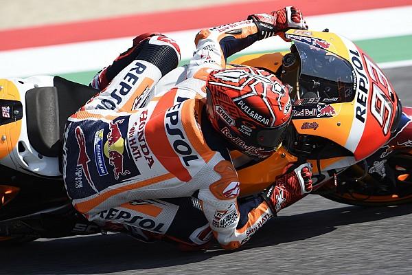 Target utama Marquez hanya finis balapan