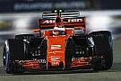 McLaren: Vandoorne commence à faire ce que l'on attend de lui