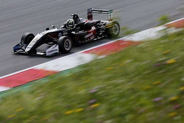 F3-Euro Reporte de calificación Joel Eriksson consigue la pole para las carreras 2 y 3 en Spielberg