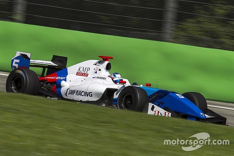 Orudzhev logra su primera pole de 2017 en la F3.5 en Jerez
