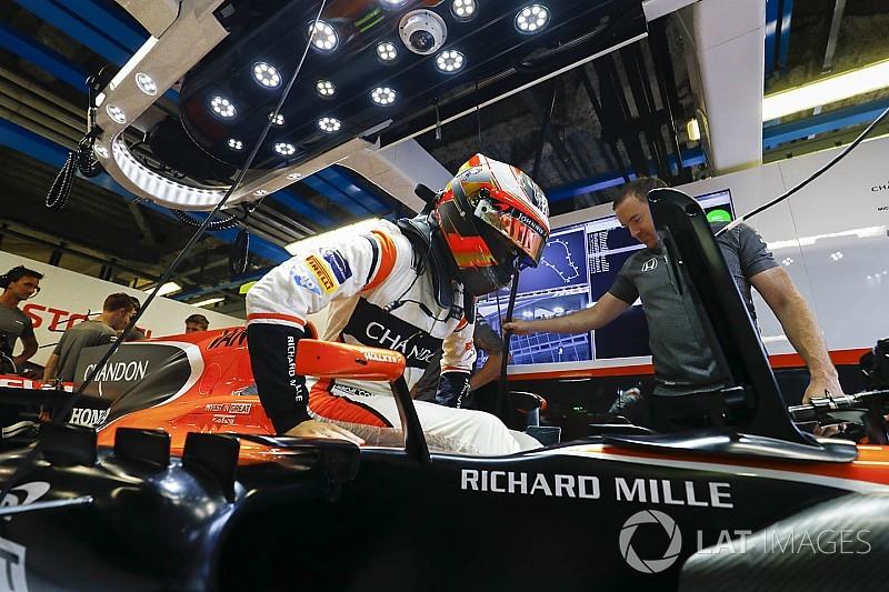 Колонка Вандорна: McLaren у Сінгапурі може стати четвертою командою