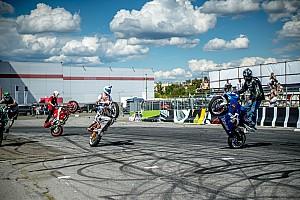 UASBK Репортаж з етапу Stunt Days на MotoOpenFest: найекстремальніший мотоспорт