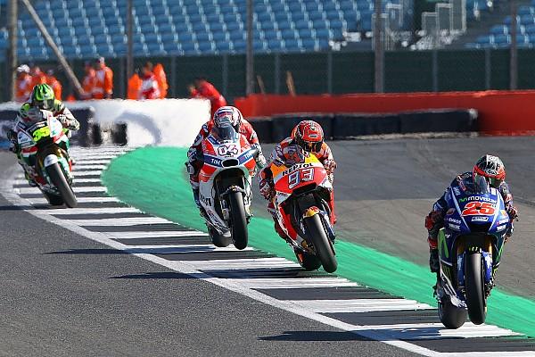 MotoGP Maverick Vinales nach Marquez-Motorplatzer in Silverstone: