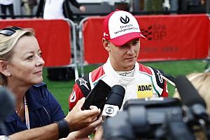 Євро Ф3 Важливі новини Мік Шумахер: Крок за кроком до мети