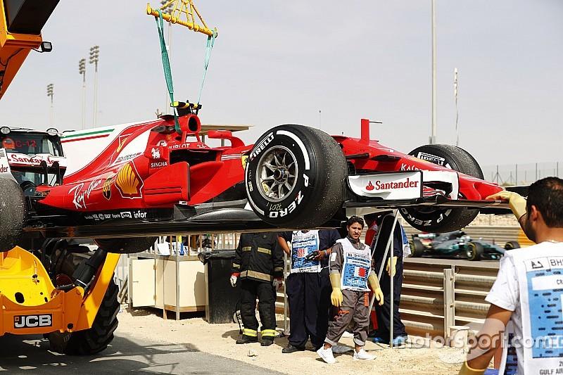 Гран Прі Бахрейну: аналіз подій п'ятниці від Макса Подзігуна